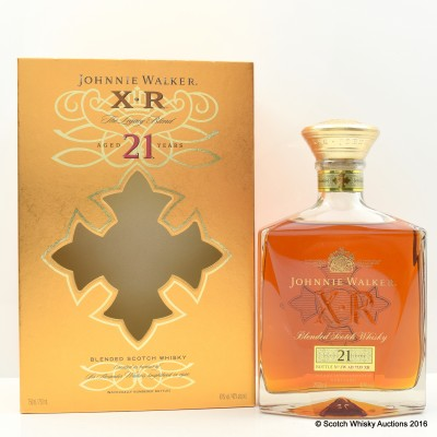Johnnie Walker 21 Year Old XR 75cl