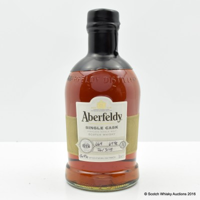 Aberfeldy 1994 Single Cask