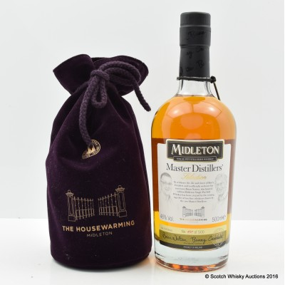 Midleton Master Distillers' Selection House Warming 50cl