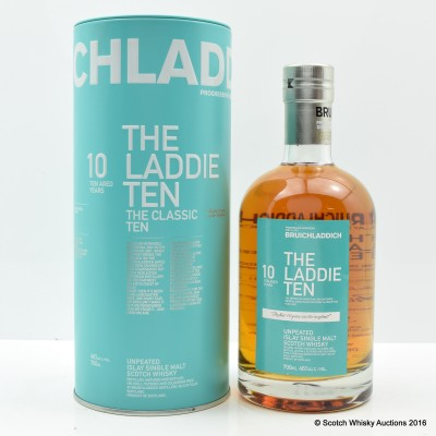 Bruichladdich The Laddie 10 First Off The Line I Was There