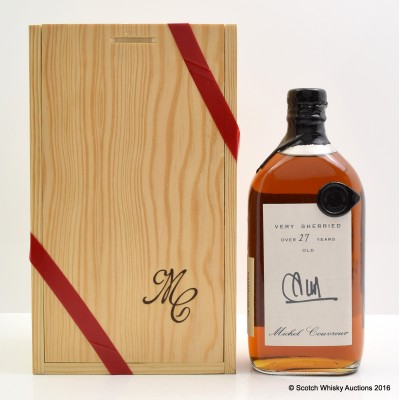 Michel Couvreur Over 27 Year Old 50cl