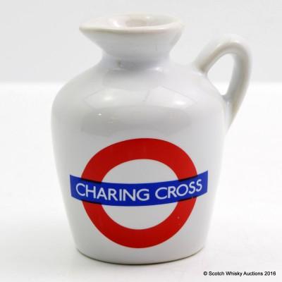 Macallan 10 Year Old London Underground Series Charing Cross Ceramic Mini 5cl