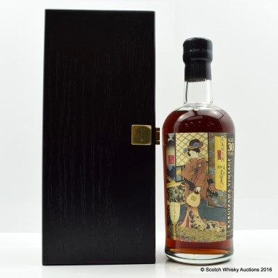 Karuizawa 30 Year Old Cask #3619 for Kinlonz Culture