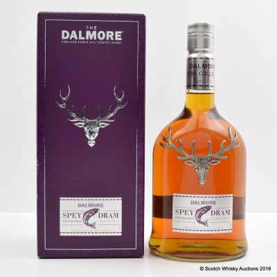 Dalmore Rivers Collection Spey Dram 2012 Season