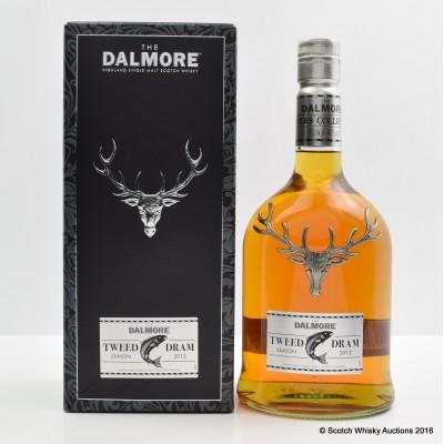 Dalmore Rivers Collection Tweed Dram 2012 Season