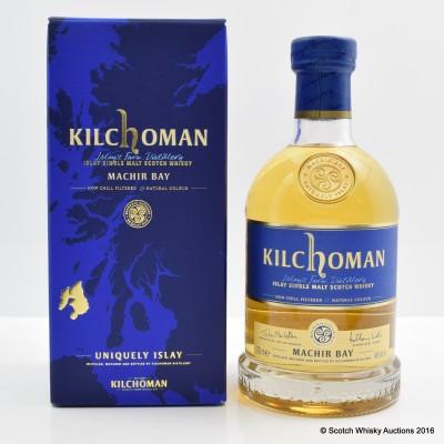 Kilchoman Feis Ile 2015 Hand Filled Machir Bay