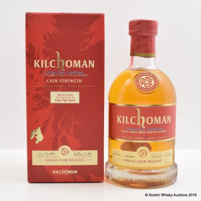 Kilchoman Single Octave For The Islay Pipe Band