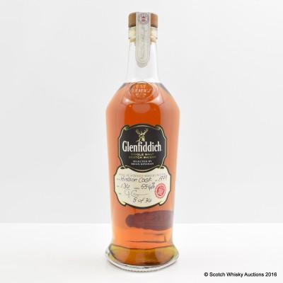 Glenfiddich Spirit of Speyside Whisky Festival 2016 Hudson Cask