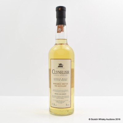 Clynelish Distillery Only