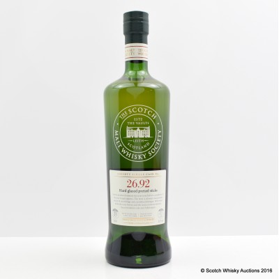 SMWS 26.92 Clynelish 1984 28 Year Old