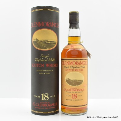 Glenmorangie 18 Year Old 75cl