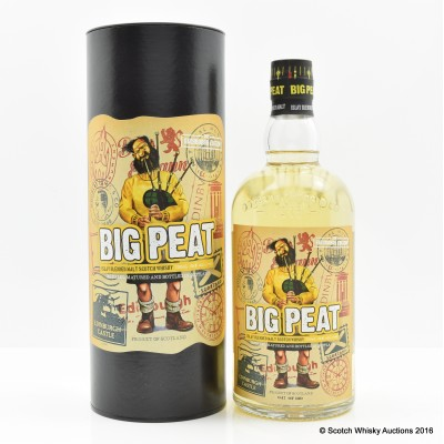 Big Peat Edinburgh Edition