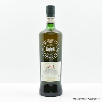 Smws 9.104 Glen Grant 1988 27 Year Old