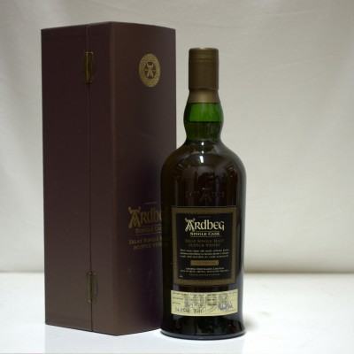 Ardbeg 1998 Single Cask #1189 Feis Ile 2009