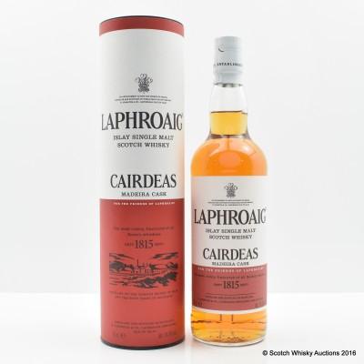 Laphroaig Feis Ile 2016 Cairdeas Madeira Cask