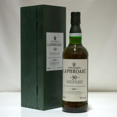 Laphroaig 30 Year Old Boxed 75cl