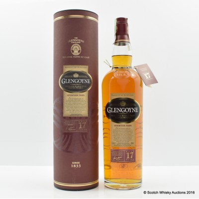 Glengoyne 17 Year Old 1L