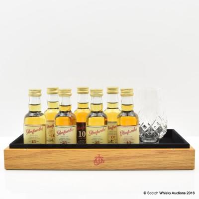 Glenfarclas Vertical Tasting Collection