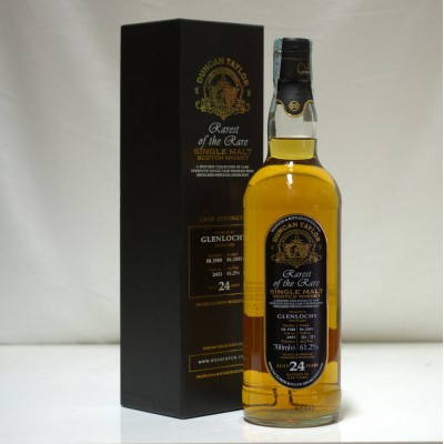Glenlochy 24 Year Old Cask Strength