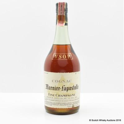 Marnier-Lapostolle VSOP Cognac 4/5 Quart