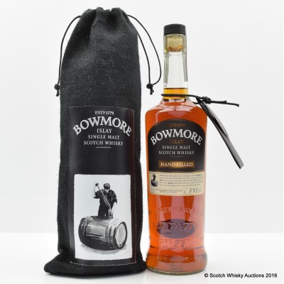 Bowmore Hand Filled 11th Edition