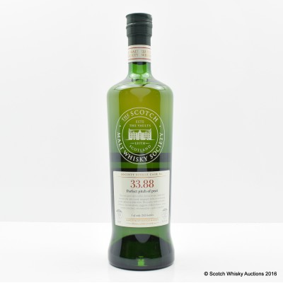 SMWS 33.88 Ardbeg 10 Year Old