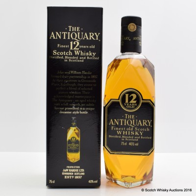 Antiquary 12 Year Old 75cl