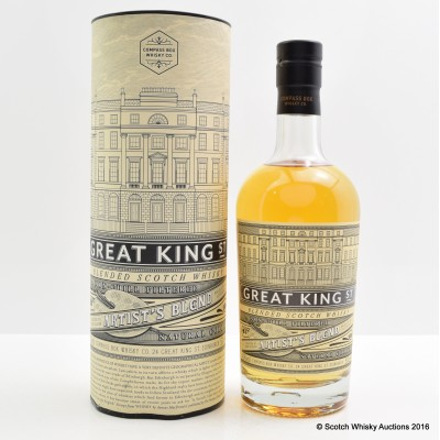 Compass Box Great King St 50cl