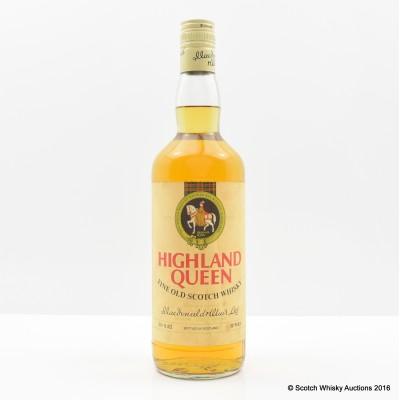 Highland Queen 26 2/3 Fl Oz