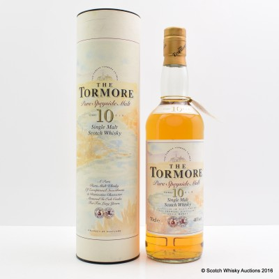 Tormore 10 Year Old
