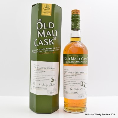 Port Ellen 1982 25 Year Old OMC