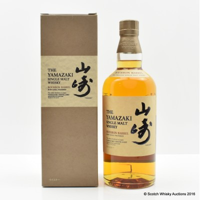 Yamazaki Bourbon Barrel 2011 Release