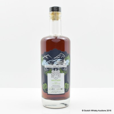 Creative Whisky Co 8 Year Old Speyside