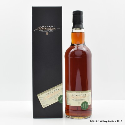 Glenrothes 2007 9 Year Old Adelphi