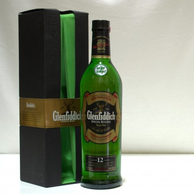 Glenfiddich 12 Year Old Special Reserve