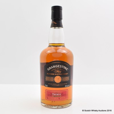 Grangestone 30 Year Old 75cl