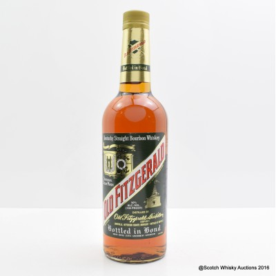 Old Fitzgerald 100° Proof 75cl