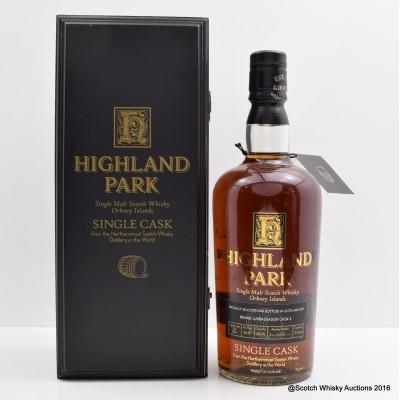 Highland Park 1979 29 Year Old Ambassadors Cask #4