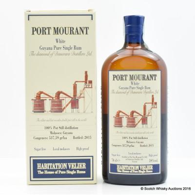 Port Mourant Guyana Rum