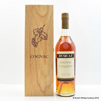 Duquai Tres Vieille Borderie Cognac