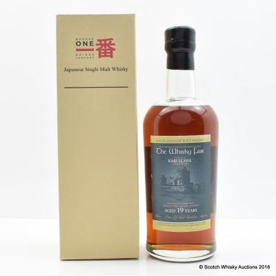 Karuizawa 1988 19 Year Old The Whisky Fair