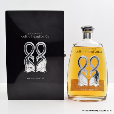 Bowmore 1968 35 Year Old Celtic Heartlands