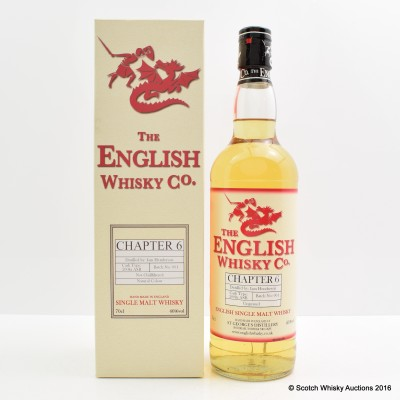 English Whisky Co Chapter 6