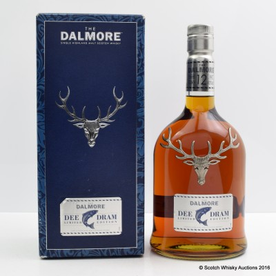 Dalmore Rivers Collection Dee Dram 2010 12 Year Old