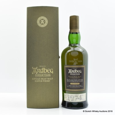 Ardbeg 1974 31 Year Old Cask #2743