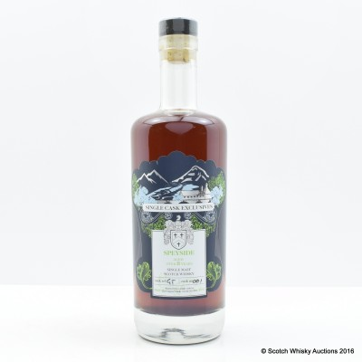 Creative Whisky Co Speyside 8 Year Old