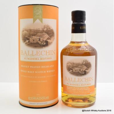 Edradour Ballechin #2 Madeira Matured
