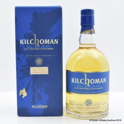 Kilchoman 2007 Single Cask for La Maison du Whisky