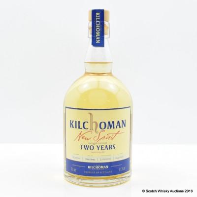 Kilchoman New Spirit 2 Year Old Anticipation