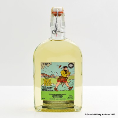 Big Peat Small Batch Release Taiwan Exclusive 50cl